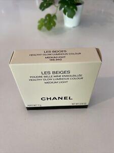 Chanel Les Beiges Healthy Glow Luminous Colour Medium Light