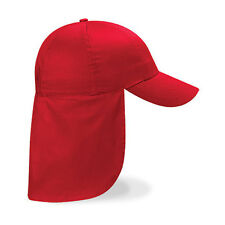 Classic Junior legionaire Baseball Cap for Children Kids Sun 100% Cotton