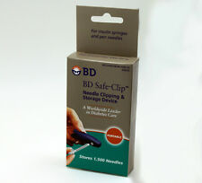 BD Safe-Clip Needle Storage and Clipping Device