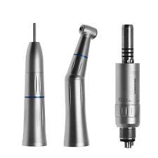 Kit micromotor,contra-ángulo y pieza de mano dental irrigación interna para Kavo