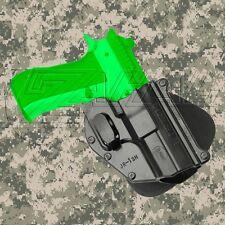 Fobus Retention Paddle Holster for Jericho 941/Baby Eagle (Steel Frame) - JR-1SH