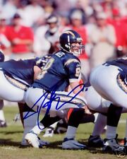 Drew Brees San Diego Chargers Football SIGNED 8x10 Photo COA!