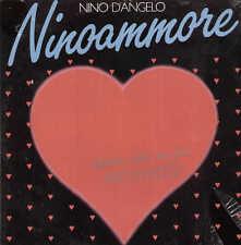 NINO D'ANGELO Ninoammore - Vis 2 LP SIGILLATO sealed