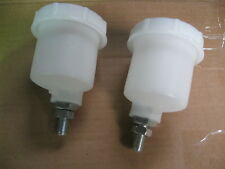 FORD ESCORT MK1, MK2, PAIR , BRAKE RESERVOIRS, GIRLING TYPE, GROUP 4,  RS, RALLY