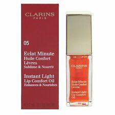 Nueva Luz instantánea de CLARINS Aceite comodidad de Labios Sombra 05 Mandarina