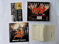 JUDAS PRIEST Rare CD PROMO Japan (Metallica, AC DC, Iron Maiden, Guns N' Roses)