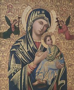 Heiligendarstellung orthodox Ikone ?