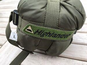 Jungle Sleeping Bag Highlander Ultra Lite Ranger BNWT