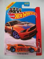 Hot Wheels Ford Plastic Diecast Cars, Trucks & Vans