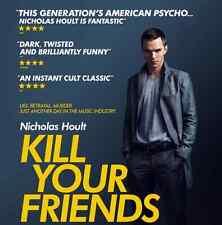 Kill Your Friends [Original Motion Picture ] (Original , 2015) OST - Soundtrack