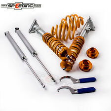 Adjustable Lowering Coilovers Kit for BMW E36  Saloon Touring Cabrio Coupe Strut