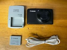 Canon PowerShot S95 10.0MP Digital Camera - Black