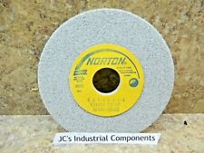 "Norton    surface grinding wheel   6""  X  1/4""  X  1-1/4""  32A46-H8VBE   46 grit"