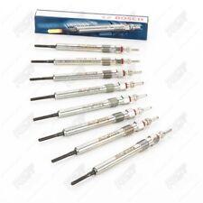8x Glühkerzen Original BOSCH Duraterm 0250403009 für AUDI A8 4E 4H Q7 4L 4.2 TDI