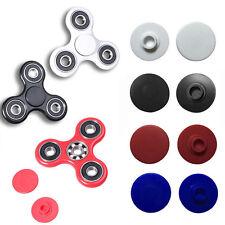 1Pair/2Pcs Caps For Hand Finger Spinner Desk Focus Spinner Fidget Toy