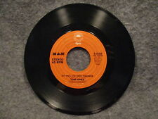 "45 RPM 7"" Record Tom Jones Lady Lay & Say Youll Stay Until Tomorrow Epic 8-50308"