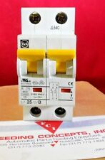 ALLEN BRADLEY  L7-25/2/b 25 amp 400v 2 pole Breaker NEW IN THE BOX!
