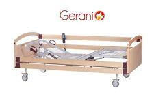 LETTO DEGENZA Geranio a motore con ruote - elettrico - Sanitaria Moretti