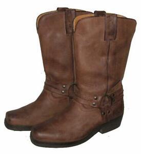 """"""" JOE SANCHEZ """" Westernstiefel / Stiefel / Biker- Boots braun ca. Gr. 40"""