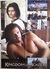 Poster Kingdom of Heaven et Zac Efron de 41 x 57 cm