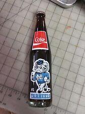 Coke bottle UNC Tarheels '81-'82 NCAA National Championship Michael Jordan