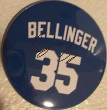 Los Angeles Dodgers Cody Bellinger #35 Blue And Grey 2 Magnets Size 3X3 Inches.