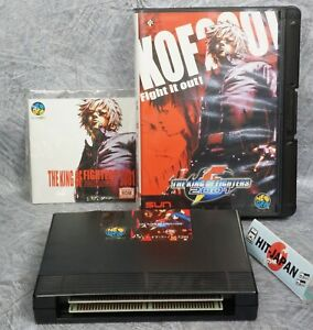 THE KING OF FIGHTERS 2001 KOF NEO GEO AES SNK Ref 0230
