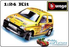 Bburago 1/24 Fiat 500 Rally 1994 Metal Kit #5594