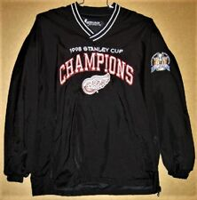 Detroit Red Wings 1998 Stanley Cup Champions Jacket
