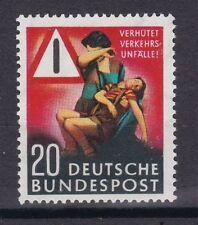 Echte Briefmarken aus der BRD (1948-1954) mit Arbeitswelt-Branchen-Motiv