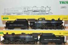 NYC 1883 H-6 Light Mikado DC DCC Sound Trix  22802 HO MR5.10
