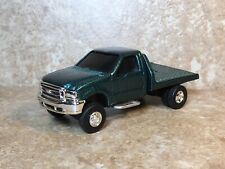 1/64 Ertl Custom Ford Truck Flatbed Powerstroke Pickup