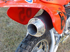 Billet Exhaust Power Tip Honda XR80/CRF80 or XR100/CRF100 or CRF110F or CRF125F