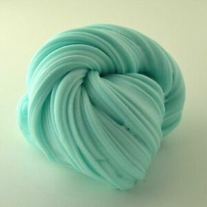 60ML Rainbow Cotton Cloud Slime Fluffy Mud Stress Relief Kids Toy Plasticine Kit