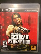 Red Dead Redemption (Sony PlayStation 3, 2010) PS3 Video Game