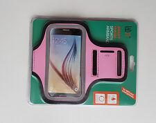 BRASSARD POUR SMARTPHONE OU MP3, MODELE ROSE, NEUF