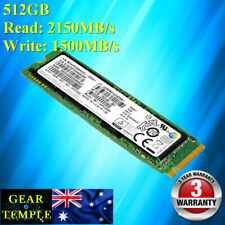 OEM Samsung SM951 512GB M.2 PCIe 3.0 x4 AHCI SSD (100-1000 power on usage)
