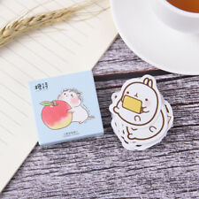 56Pcs / scatola DIY Mini Paper Paper Sticker Hamster Baby Scrapbooking etichetVN