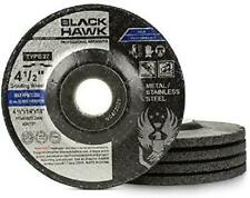 4.5 X 7//8 Extra Coarse S//C 12 Pack Silicon Carbide 12000 RPM Depressed Center Wheels