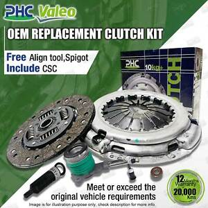 PHC STD Clutch Kit Incl Concentric Slave Cylinder for Renault Trafic 3 Bolt CSC