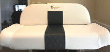 "New Boat Bench Seat w/ Backrest 45""x16""x13"" OEM quality. New In Box.  Fishmaster"