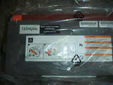 Lexmark C500S2K Black toner Cartridge standard Genuine OEM