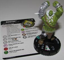 MAESTRO 028 Secret Wars Battleworld Marvel HeroClix