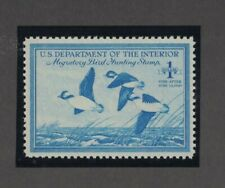 RW15 - Federal Duck Stamp. Single. MNH. OG. Superb Centering.   #02 RW15