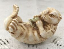 Harmony Kingdom Tarka Sea Otter With Shell