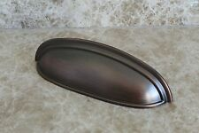 Sonoma Cabinet Hardware Montana Bin Cup Pull Venetian Bronze Kitchen Country 4""