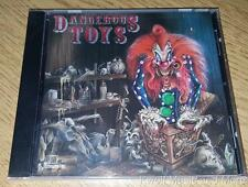 "DANGEROUS TOYS  ""Dangerous Toys"" Self titled Debut  Columbia/CK45031 (CD)"