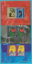 Portogallo AZZORRE + + Madeira da 2003 ** Post freschi blocco 185, 25, 26-manifesto d'arte!