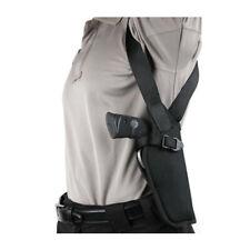 BLACKHAWK! 40VH11BK-L Shoulder Holster Size 11 SA/DA Revolver Black