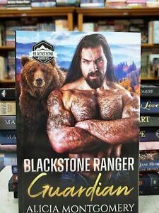 Blackstone Ranger Guardian: Blackstone Rangers Book 5 by Alicia Montgomery (Pape